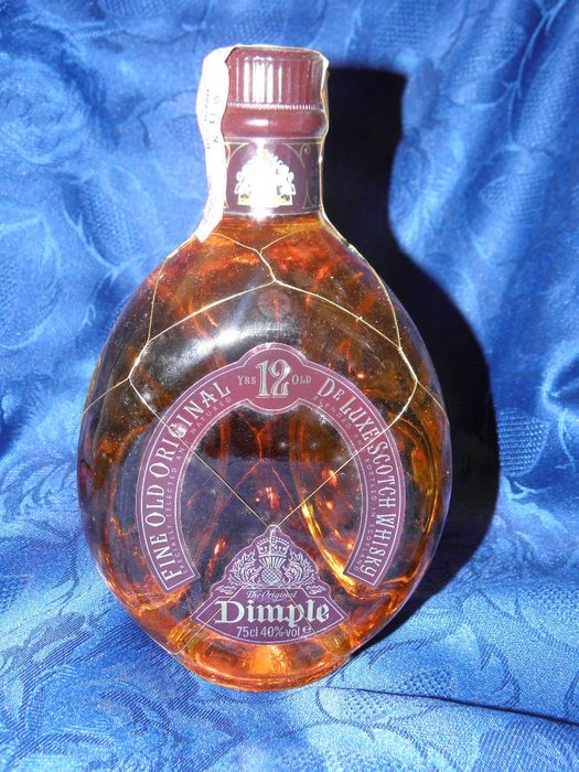 Dimple 12 years old - b. 1970s - 75cl