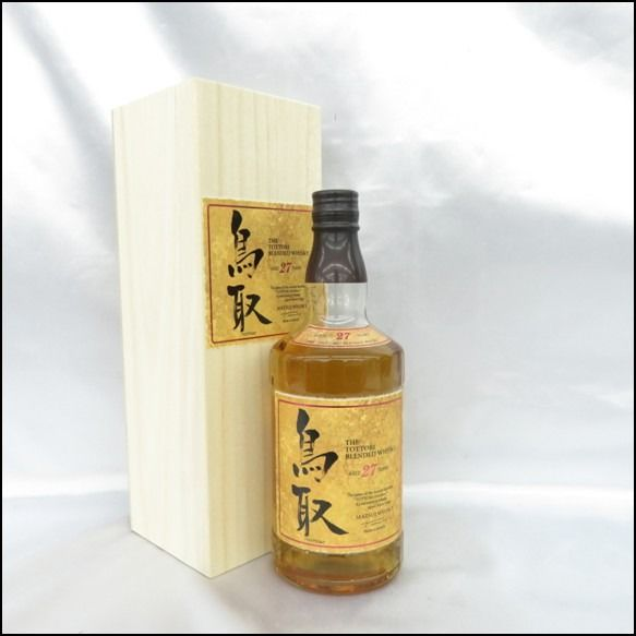 Matsui  27 years old  Tottori Blended  - 700ml