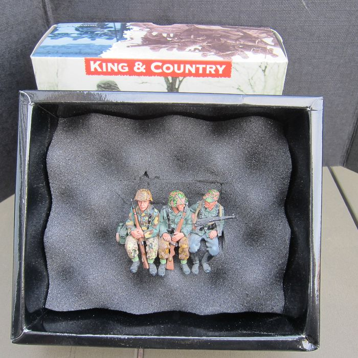 King & Country - ws053 - figures - 2000-present