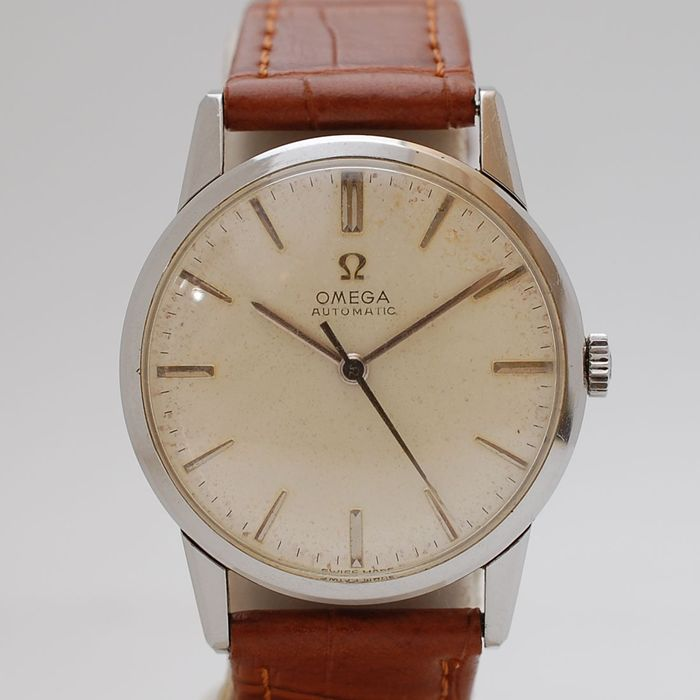 Omega - Dress Watch - 14748-1SC - Men - 1950-1959