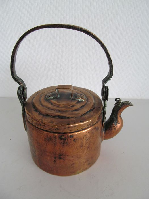 Small copper water kettle from around 1800 - Buyer