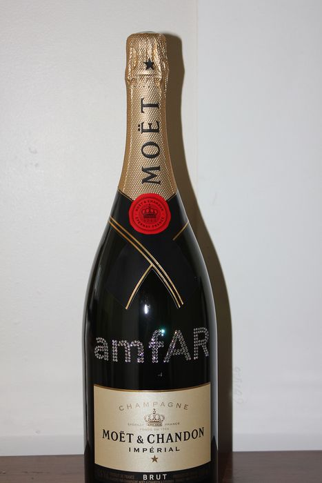 Moet & Chandon - Gala de l'amfAr  à New York City 2016 - Franken - 1 Magnum (1,5 L)