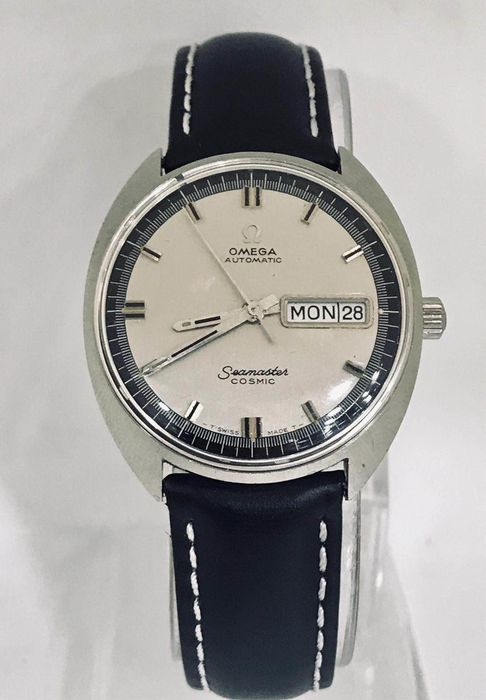 Omega - Seamaster Cosmic Day-Date - 166.036 - Homme - 1970-1979