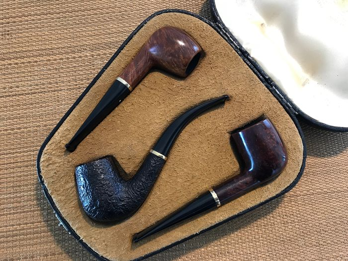 Dunhill - Pijp - wilde roos