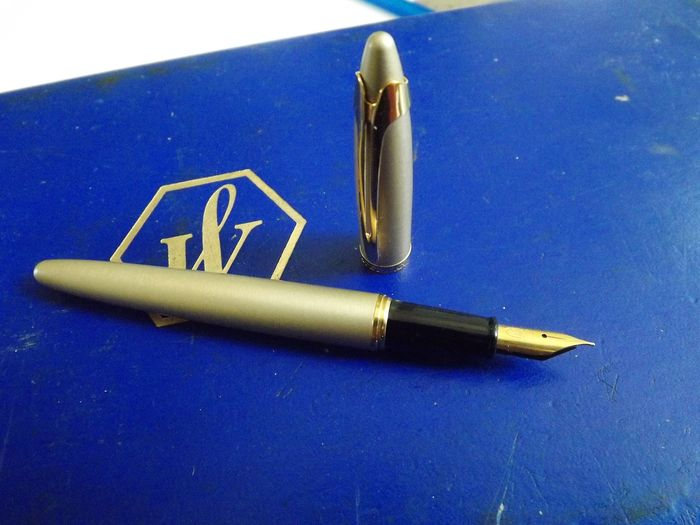 Waterman - Fountain pen - waterman Here and there.