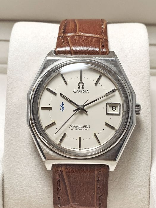 Omega - Seamaster, Automatic, İs Bank - Cal. 1010 - Men - 1970-1979