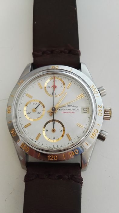 Eberhard & Co. - Champion - 31022 - Men - 1980-1989