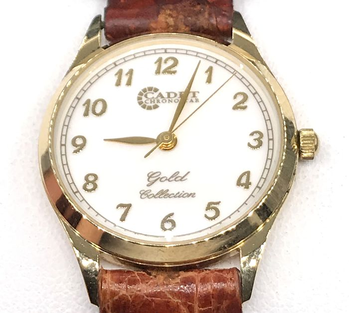 """Cadet - """"NO RESERVE PRICE"""" gold collection - Women - 1990-1999"""