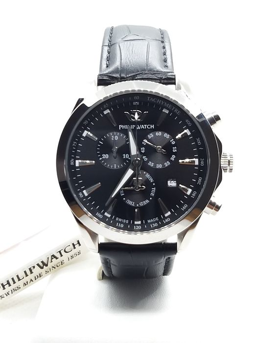 Philip Watch - blaze - R8271995225 NO RESERVE PRICE  - Herren - 2019