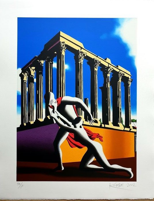 Marc Kostabi - Pantheon