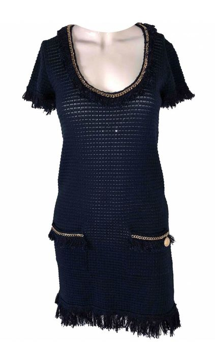 Elisabetta Franchi - Knit dress - Size: EU 38 (IT 42 - ES/FR 38 - DE/NL 36)