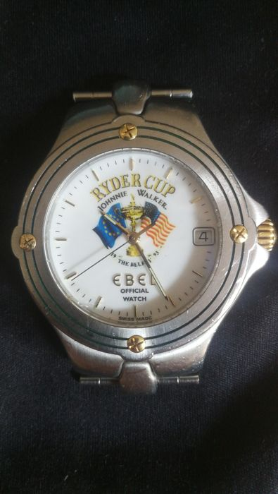Ebel - Ryder cup edition 1993 the Belfry 485/750 - Hombre - 1990-1999