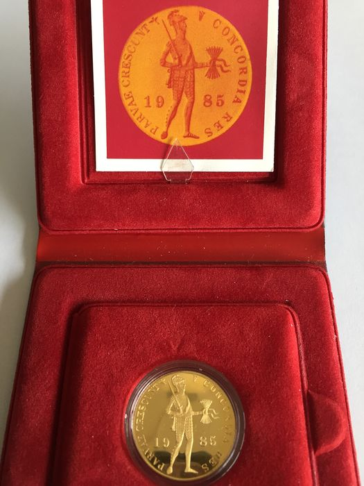 The Netherlands - Gouden Dukaat 1985 - Gold