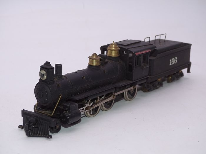 Mantua H0 - Steam locomotive with tender - 2-6-0 Mogul Old Timer
