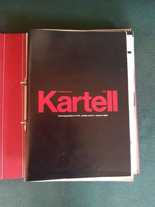 Kartell - catalogues