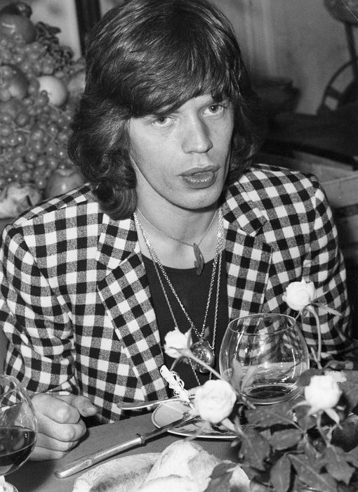 Unknown/Dufoto/Photoreporters - (2x) Mick Jagger, 1971/ w. Marianne Faithfull, 1967