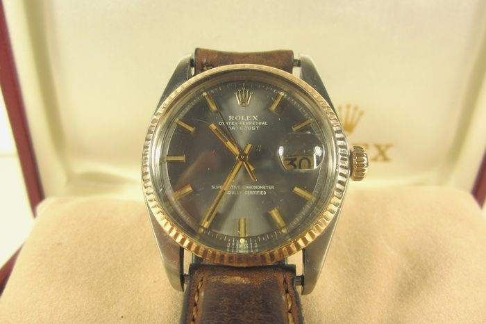 Rolex - Datejust - Ref. 1601 - Men - 1970-1979