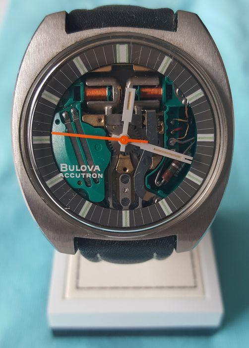 Bulova - Accutron Spaceview - Homme - 1970-1979