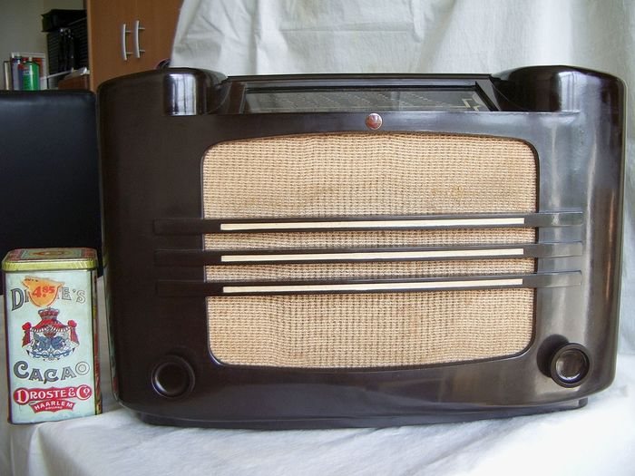 Philips - 461A (Ouverture) - Tube radio