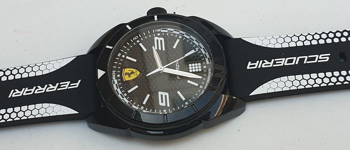 Watch - Ferrari - Ferrari Scuderia race watch - 2017