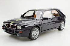 Top Marques - 1:12 - Lancia Delta Integrale Evolution II CLUB HF Black - Limited Edition 1 din 250 buc