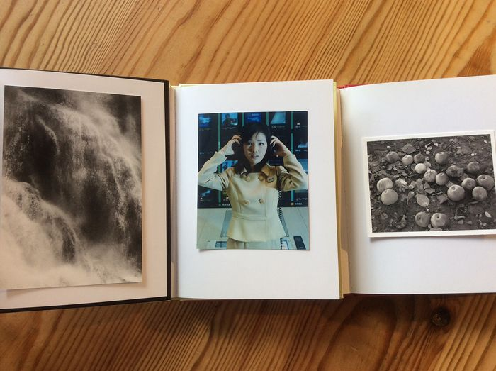 J. Takahashi / D.H. Gibson / T Marcuse - Nazraeli Press One Picture Book's: The Receptionist / Water Cascade: A Sequence / Fruitless - 2006/2010