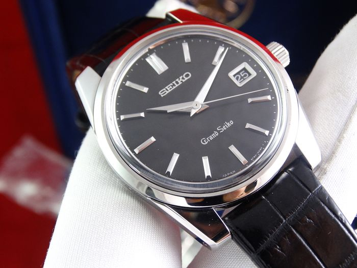 Seiko - GRAND SEIKO Historical Collection 50th Anniversary Selfdater JAPAN - SBGV011 Limited Edition - Unisex - 2011-heden