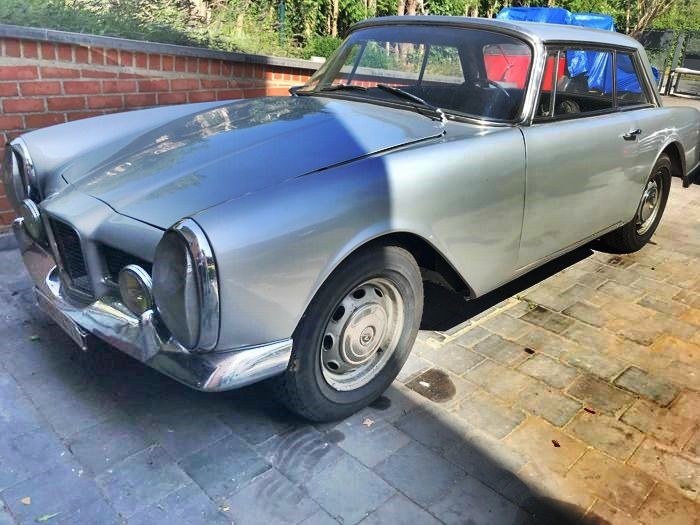 Facel Vega - Facellia Coupe - 1962