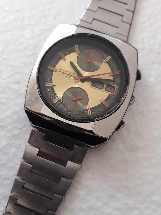 Citizen - Monaco Chronograph - 67-9071 - 男士 - 1970-1979