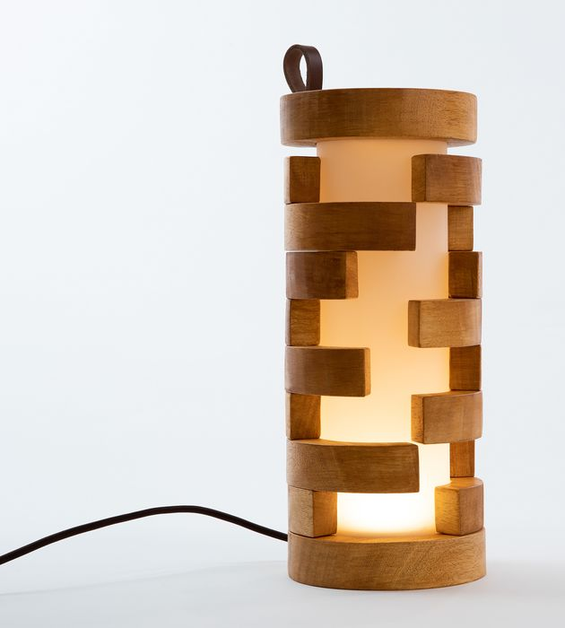 """brArt - Table lamp - """"Layer"""" 01"""