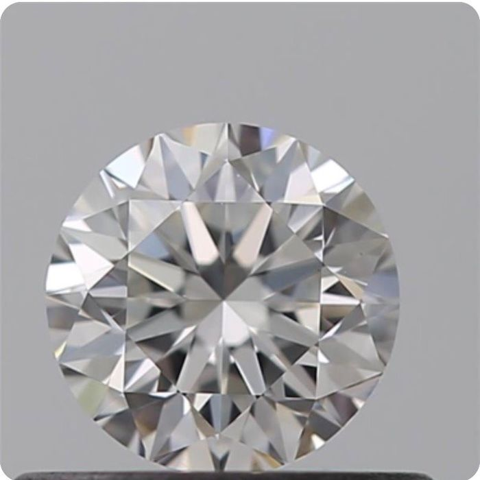 Diamante - 0.40 ct - Brilhante - D (incolor) - VVS2