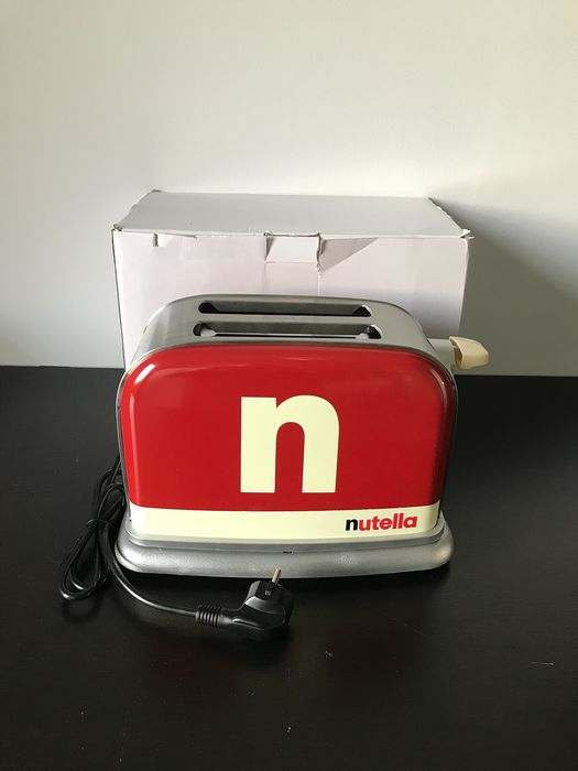 Nutella - Nutella limited edition toaster - toaster (1) - Iron (cast/wrought)