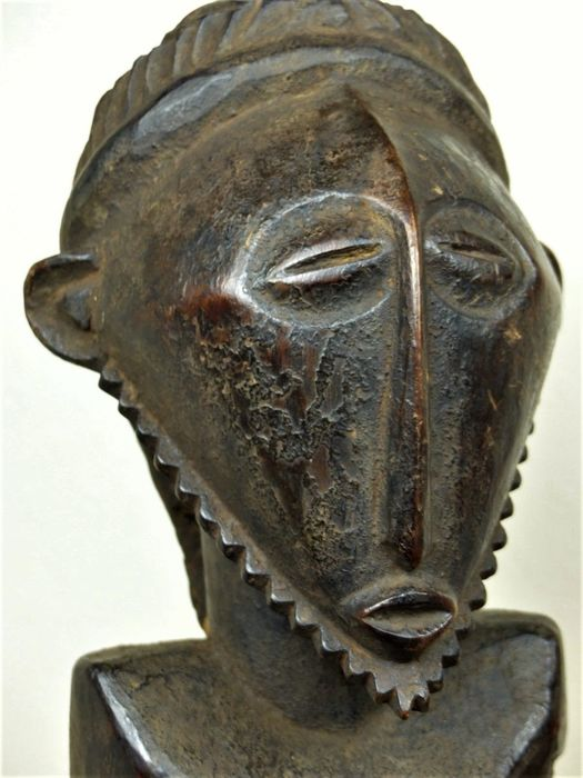 Statue(s) - Wood - Bembe - DR Congo