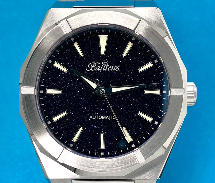 "Balticus - Automatic Star Dust Aventurine Dial  - ""NO RESERVE PRICE"" - Άνδρες - BRAND NEW"