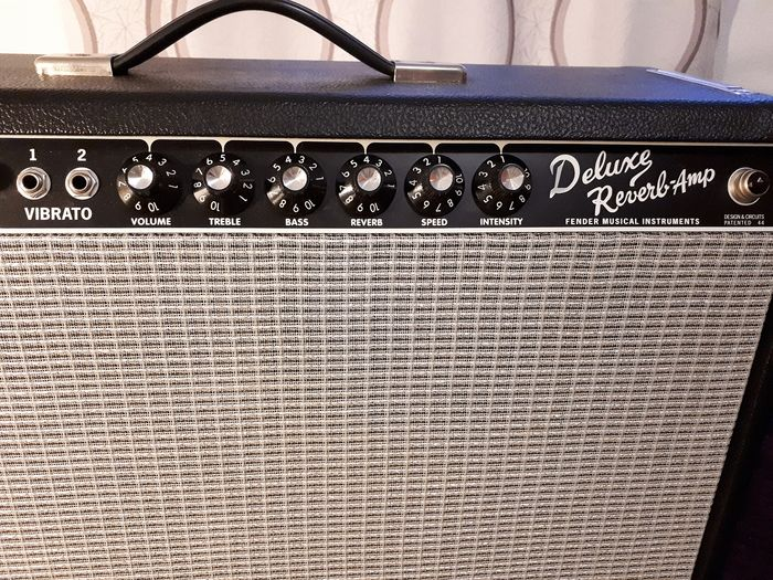 Fender - Deluxe reverb reissue 65 - Integrated amplifier - USA - 2013 -  Catawiki
