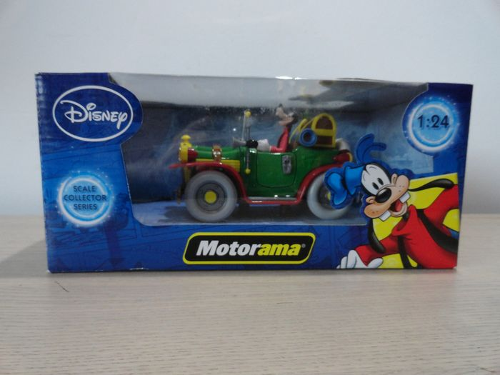 Goofy - Classic Goofy - Motorama - Made in Italy - First edition - (2013)