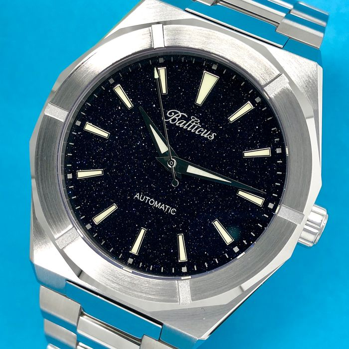 "Balticus - Automatic Star Dust Aventurine Dial  - ""NO RESERVE PRICE"" - Men - 2011-present"