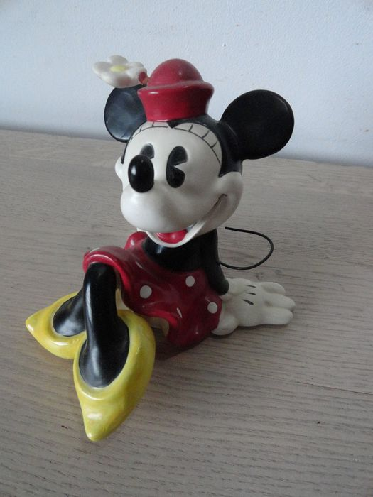 Disney - Beeldje Enesco - Minnie Mouse  - First edition - (1990)