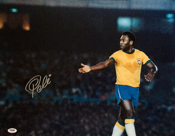 Brasil - Football World Championships - Pelé - Photograph