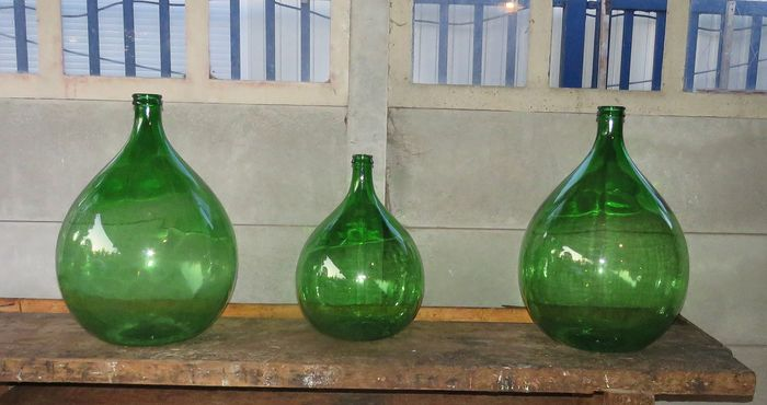 Bottle (3) - Glass