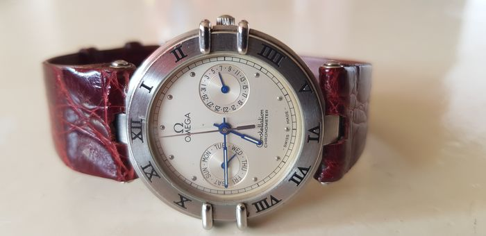 Omega - Constellation Day Date - Herre - 1980-1989