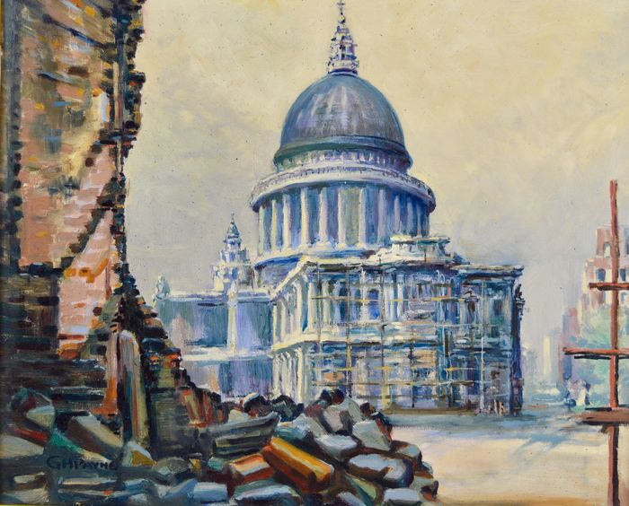G. H .Payne (20th century) - St Paul's Cathedral, London