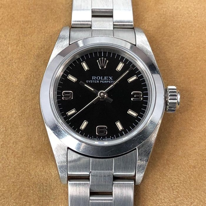 Rolex - Oyster Perpetual Lady - 67180 - Unisex - 1990-1999