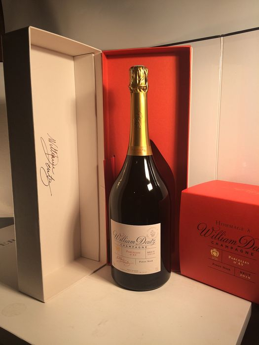 2010 William Deutz, Brut, Pinot noir - Champagne Brut - 1 Magnum (1,5 L)
