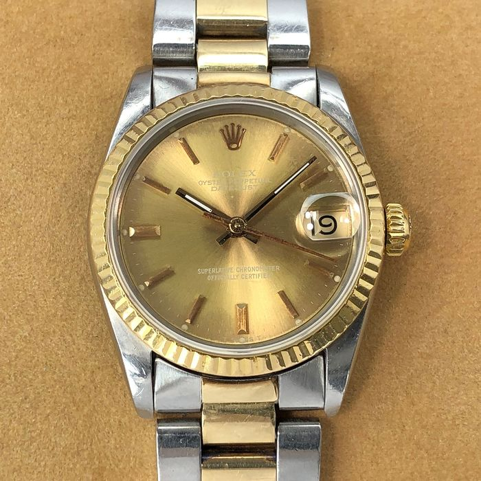 Rolex - Datejust Medium - 68273 - Unisexe - 1980-1989