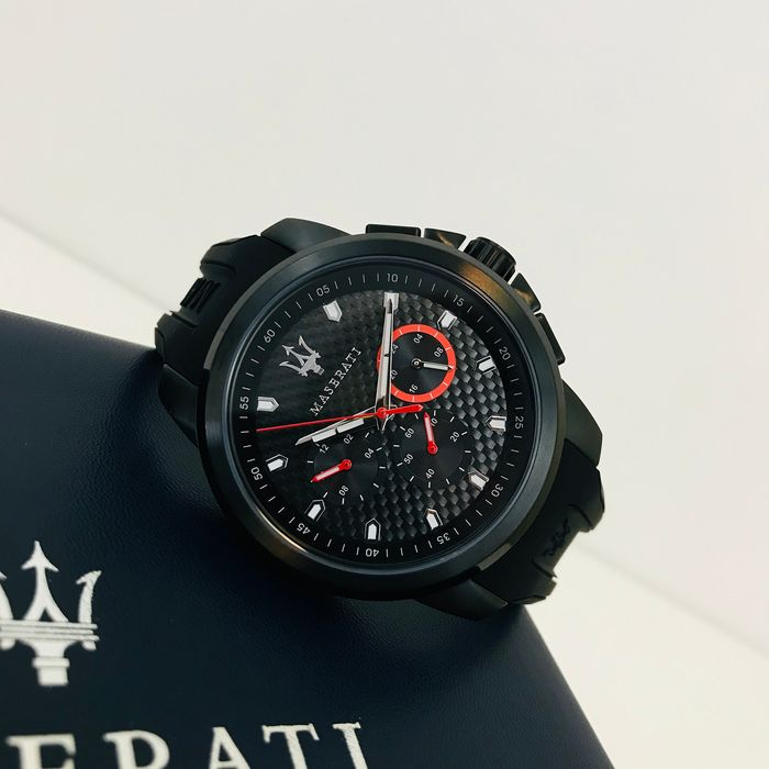 Watch - Maserati Sfida Chronograph Men's - 2016