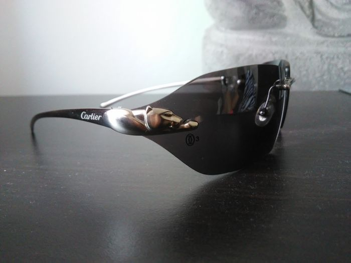 Cartier - Panthere No Reserve Sunglasses