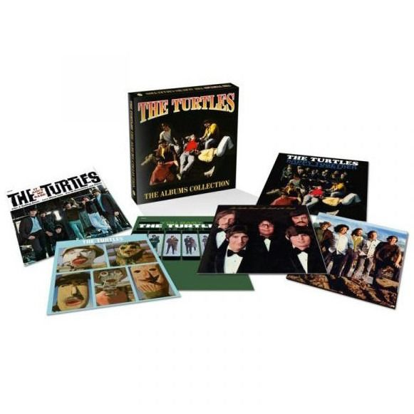 The Turtles - The Albums Collection  - LP Box Set - 2017/2017