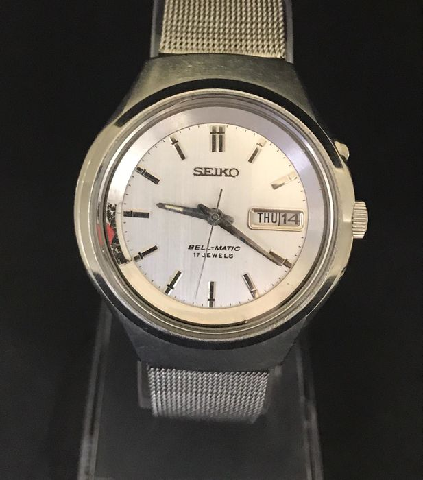 Seiko - Bell Matic Alarm Day Date - Men - 1970-1979