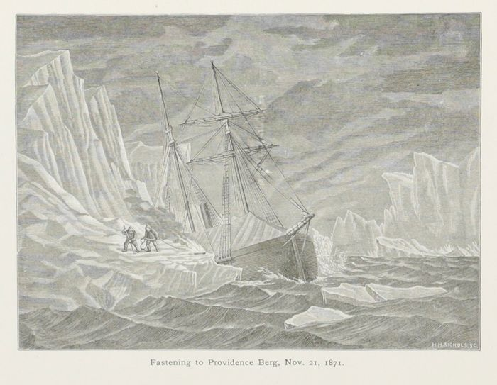 Davis, C. and G. Robeson - Narrative of the North polar Expedition - 1876